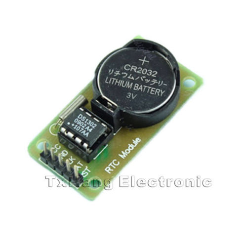 RTC, Real Time Clock Module